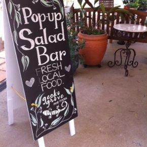 The Pop-Up SaladBar